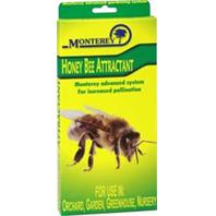 Monterey LG 8610 Honey Bee Attractant, Clear/Yellow