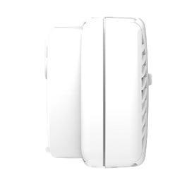 FIRST ALERT 1039746 Carbon Monoxide Alarm with Backlit Digital Display and Battery Backup, Digital Display, 85 dB