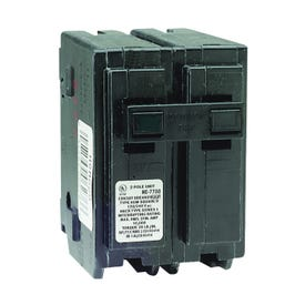 Square D Homeline HOM230CP Circuit Breaker, Miniature, 30 A, 2-Pole, 120/240 V, Fixed Trip, Plug-In Mounting