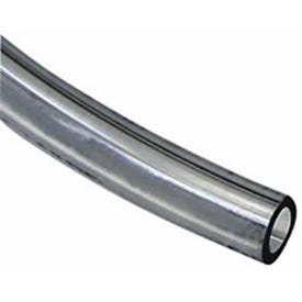 UDP T10005017 Tubing, 1-1/2 in, PVC, Clear, 50 ft L