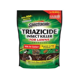 Spectracide Triazicide 53944-2 Insect Killer, Solid, 10 lb Bag
