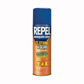 REPEL HG-94127 Insect Repellent, 6.5 oz Aerosol Can, Liquid, Milky White, Aliphatic Solvent