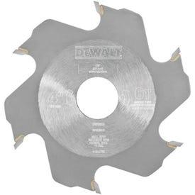 DeWALT DW6805 Saw Blade, 4 in Dia, 5/8 in Arbor, 6-Teeth