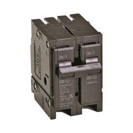 Cutler-Hammer BR240 Circuit Breaker, Miniature, Type BR, 40 A, 2-Pole, 120/240 V, Thermal Magnetic Trip