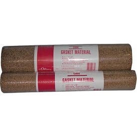 Allison 9732 Gasket Material, 12 in W, 36 in L, 1/16 in Thick, Wood