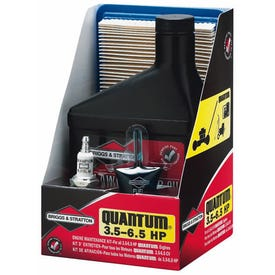 BRIGGS & STRATTON 5140B Tune-Up Kit, For 625E, 675EX, 725EX Series, 3.5 to 6.75 hp Gross Quantum Engines