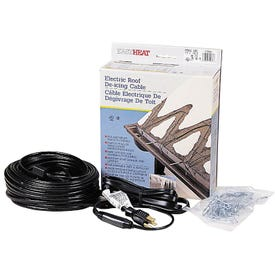 EasyHeat ADKS Series ADKS600 Roof and Gutter De-Icing Cable, 120 V, 600 W
