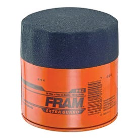 FRAM PH2 Full-Flow Lube Oil Filter, 22 x 1.5 mm Connection, Threaded, Cellulose, Synthetic Glass Filter Media