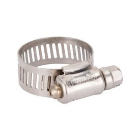 ProSource HCRSS10-3L Hose Clamp, Stainless Steel