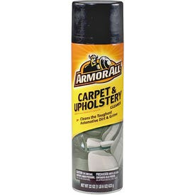 ARMOR ALL 78091 Carpet and Upholstery Cleaner, 22 oz Aerosol Can, Liquid