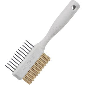 WOOSTER Painter's Comb 1832 Brush Comb, 1 in L Trim, Brass Trim, Polypropylene Handle