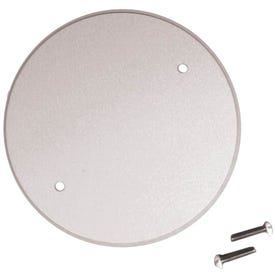 Jandorf 60220 Blank-Up Kit, Ceiling, White, For: Outlet Box After Removal of an Existing Fixture