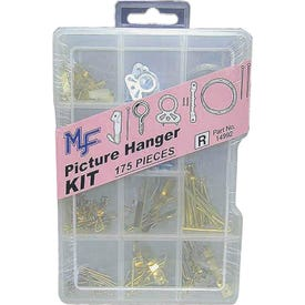 MIDWEST FASTENER 14992 Picture Hanger Kit