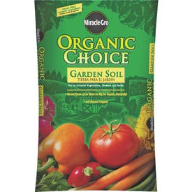 Miracle-Gro 73151650 Garden Soil, 1 cu-ft Coverage Area