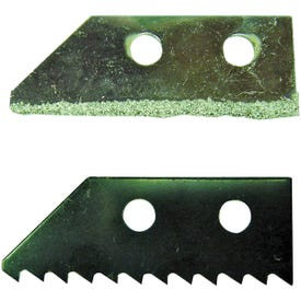 ProSource 17124 Grout Remover Blade, Steel, Bright Metal
