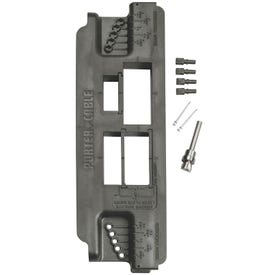 PORTER-CABLE 59375 Strike and Latch Template, 7.13 in L