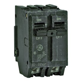 GE Industrial Solutions THQL2160 Feeder Circuit Breaker, Type THQL, 60 A, 2-Pole, 120/240 V, Plug-In Mounting
