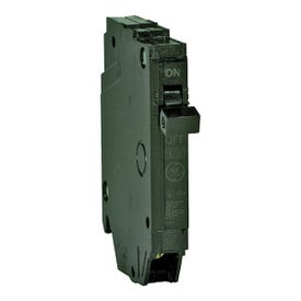 GE Industrial Solutions THQP150 Feeder Circuit Breaker, Portable, SEOOW, 30 A, 1-Pole, 120/240 V, Plug-In Mounting