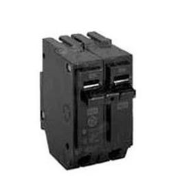 GE Industrial Solutions THQL21100 Feeder Circuit Breaker, Type THQL, 100 A, 2-Pole, 120/240 V, Plug-In Mounting