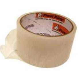 Frost King T94H Weatherseal Tape, 2 in W, 25 ft L, Plastic, Clear