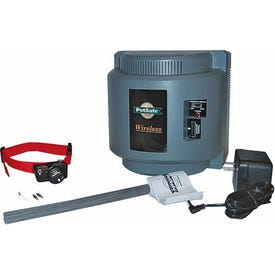 PetSafe PIF-300 Pet Containment System, Battery, Lithium Battery, 90 ft Control, Synthetic