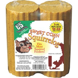 Heath Manufacturing Squirrel Treat Corn Log