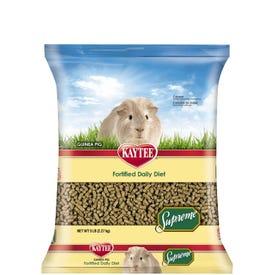 Kaytee Supreme 100034090 Guinea Pig Food, 5 lb