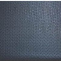 Stanley Hardware 4079BC Series 347005 Tread Plate Sheet, 18 Thick Material, 24 in W, 24 in L, Steel, Plain