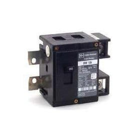 Cutler-Hammer BW2200 Circuit Breaker, Type BW, 200 A, 2-Pole, 120/240 V, Plug-In Mounting