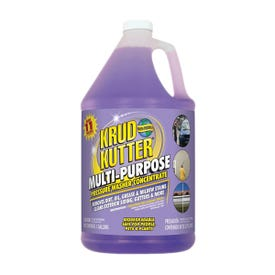 KRUD KUTTER PWC014 Concentrated Pressure Washer Cleaner, 1 gal Bottle
