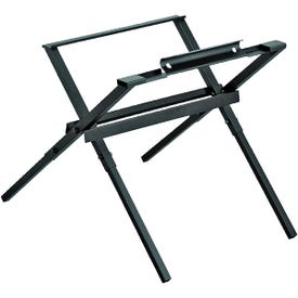 DeWALT DW7451/DW7450 Table Saw Stand, 21-3/4 in W Stand, 22-7/8 in D Stand, 22-1/2 in H Stand, Steel, Black