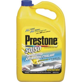 50/50 Prediluted Antifreeze and Coolant, 1 Gal