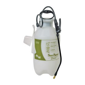 CHAPIN SureSpray 27020 Compression Sprayer, 2 gal Tank, Poly Tank, 34 in L Hose