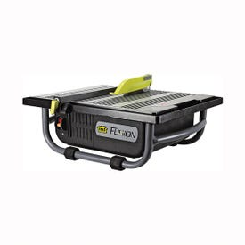 M-D 48191 Tile Saw, 120 V, 6.25 A, 7 in Dia Blade, 18 x 22 in Work Table