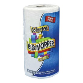 Colortex 018888 Paper Towel, 8 in L, 11 in W, 2-Ply