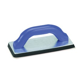 Marshalltown 43 Grout Float, 9 in L, 4 in W, Gum Rubber