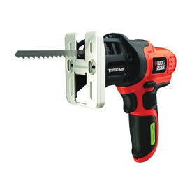 Black+Decker CompactSaw LPS7000 Jig Saw, Bare Tool, 7 V Battery, 1/2 in L Stroke, 2050 spm SPM