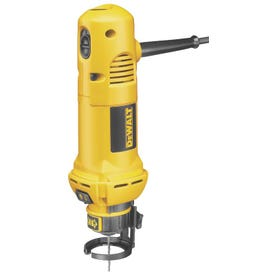 DeWALT DW660 Cut-Out Tool, 120 V, 5 A, 1 in Cutting Capacity, 1/4, 1/8 in Chuck, Collet Chuck, 30,000 rpm Speed
