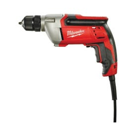 Milwaukee 0240-20 Electric Drill, 120 VAC, 3/8 in Chuck, Keyless Chuck, 0 to 2800 rpm No Load