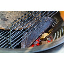 Weber 7436 Cooking Grate, Steel, Plated