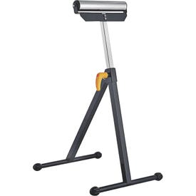 Vulcan YH-RS004 Roller Support Stand, 198 lb, 42-1/2 in H Stand, Black