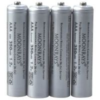 CCI 97126 Solar Battery, Rechargeable, Ni-Cd, For: Solar Light