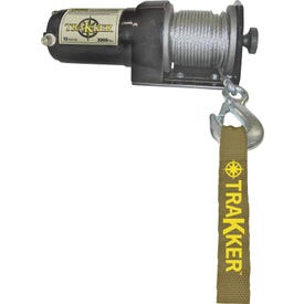 KEEPER KT2000 Electric Winch, 12 VDC, 2000 lb
