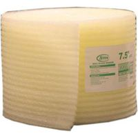 TVM W508 Sill Seal, 7-1/2 in W, 50 ft L Roll, Polyethylene, Yellow