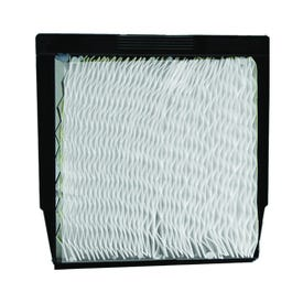 EssickAir 1040 Wick Filter, 9 in L, 1-1/2 in W, Plastic Frame, White, For: B23 Series Console Humidifier