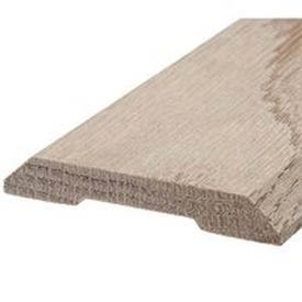 Frost King WAT250 Saddle Threshold, 36 in L, 2-1/2 in W, Oak Wood, Unfinished