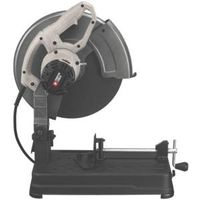 PORTER-CABLE PCE700 Chop Saw, 120 V, 15 A, 14 in Dia Blade, 4-3/4 x 5-1/3 in Round Cutting Capacity, 3800 rpm Speed