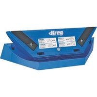 Kreg KMA2800 Crown Molding Tool, Plastic, For: Crown Molding up to 5-1/2 in W with 12 in Saw