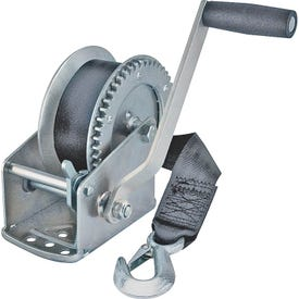 REESE TOWPOWER 74329 Hand Winch, 1500 lb