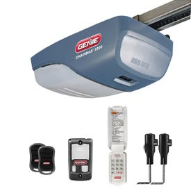 3022-TV ChainMax 1000-3/4 HPc Durable Chain Drive Garage Door Opener - Supreme Lifting Power of a 140-Volt DC Motor